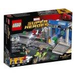 Lego Marvel Super Heroes Spiderman Atm Heist Battle