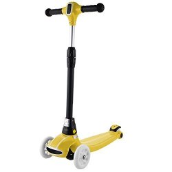 f39bd870e4b2 Ancheer 2018 Foldable Kids Scooter 3 Wheel Scooter With LED Light Flashing  Mute Pu Wheels And Adjustable Height Kick Scooter For | R2055.00 | Ride-on  ...