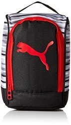 Puma Little Boy's Stacker Lunch Box Accessory Red black Youth