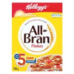 Kelloggs - All Bran Flakes 750G