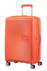 American Tourister Soundbox Expandable 67CM Spicy Peach