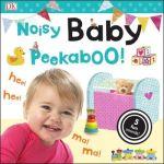 Noisy Baby Peekaboo Board Book