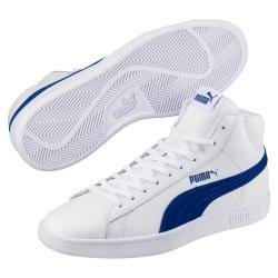 Puma Men s Smash V2 Mid L Tennis Inspired Shoes  045b4dc71