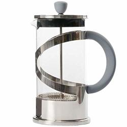 Nrpfell French Press Single Serving Coffee Maker By Clever Chef Small French Press Perfect For Morning Coffee Maximum Flavor Coffee Brewer With Superior Filtration