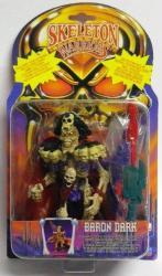Baron Dark Skeleton Warrior Action Figure