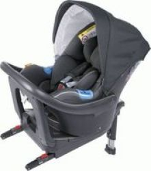 Chicco Oasys Isize Baby Car Seat With Bebe Care Isofix Grey 0-80CM
