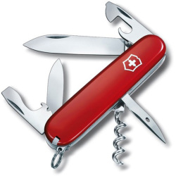Victorinox Swiss Army Spartan 91mm Pocket Knife Red -