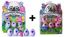 Hatchimals Colleggtibles Bundle Including Season 1 4-PACK + Bonus And 2 4-PACK + Bonus
