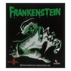Hammer Horror The Curse Of Frankenstein Standard Patch