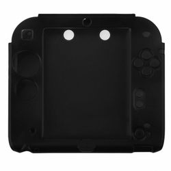 Silicon 2ds Protect Case Black