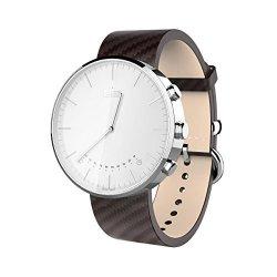 Elephone Ele W2 Smart Watch Bluetooth 4.0 Swiss Ronda Movement Remote Came