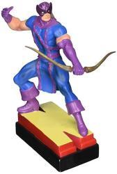 """Avengers Resin Figures - Hawkeye On Letter Base """"n"""