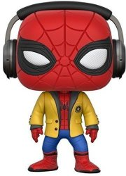 Funko Poop Movies Hc-spider-man W headphones Collectible Vinyl Figure Limited Edition