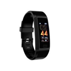 Bakeey 118 Plus 1.14INCH Ips Color Screen Heart Rate Blood Pressure O2 Monitor USB