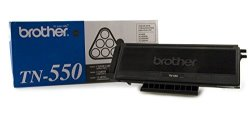 Brother Printer Brother TN550 Standard 3 500 Yield Toner Cartridge