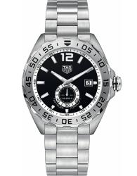 Tag Heuer Formula 1 Automatic Calibre 6 Black Dial 43mm Steel Men's Watch
