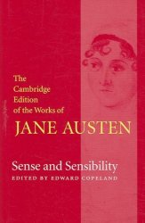 Sense and Sensibility The Cambridge Edition of the Works of Jane Austen