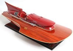 USA Old Modern Handicrafts Handicrafts Ferrari Hydroplane Collectible