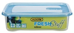 Addis 400ml Plastic Fresh Stuff Food Saver