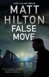 False Move Hardcover Main