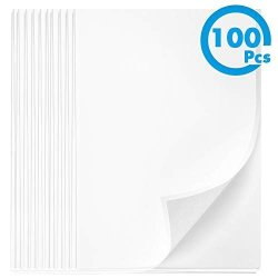 Vellum Paper 8.5 X 11 Translucent Cridoz 100 Sheets Transparent Clear Vellum Paper Translucent Tracing Drafting Paper Printable Vellum Sheets For Printing Sketching Drawing Animation