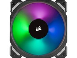 Corsair CO-9050076-?? ML120 Pro 120MM Premium Magnetic Levitation Rgb LED Pwm Fan