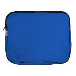 Treeline: Canvas Book Bag - Blue