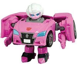 Takara Tomy QTF06 Q Transformers Arcee