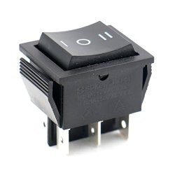SOKEN Baomain Boat Rocker Switch RK1-01 Dpdt On-off-on 16A 250VAC Vde Tuv  Listed -black | R425 00 | DIY Hardware | PriceCheck SA