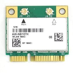 Azurewave AW-NB107H 802 11N B G Wifi + Bluetooth 4 0 Half-size Pci-express  Minicard Broadcom BCM43142 Single Chip | R1225 00 | Other Adapters |