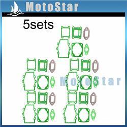 Fincos Pocket Bike Engine Gasket For 2 Stroke 47CC 49CC Chinese Minimoto  MINI Moto Dirt Kids Atv Qaud Go Kart Baby Crosser 4 Wheeler | R | Heaters |