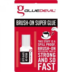 Glue Devil Superglue Brush On 8G 50-SGLUE6670