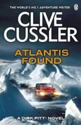 Atlantis Found Paperback Clive Cussler