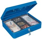 Rottner Tresor Traun 4 Cash Box in Blue