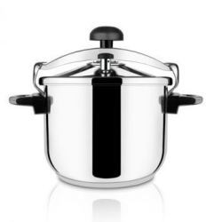 Taurus Pressure Cooker - Ontime Classic - Stainless Steel 6 Litre