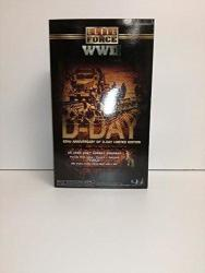 """Elite Force 63RD Anniversary Of D-day """"vince"""" Action Figure"""
