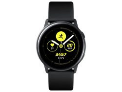 EWarehouse Samsung Galaxy Watch Active 40MM Black - Us Version With Warranty