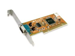 Sunix 1-PORT RS-232 High Speed Universal PCI Serial Board With Power Output