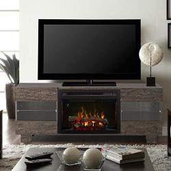 Dimplex Electric Fireplace Tv Stand Media Console Space Heater And