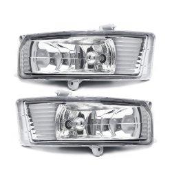 For Ford Galaxy 2010-2014 Front Fog Light HB4 Xenon Headlight Bulbs Pair Lamp