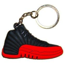 meet 14644 44500 SPUSA Nike Jordan 12 Xii Black Red