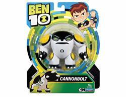 Ben 10 Action Figures - Cannon Bolt