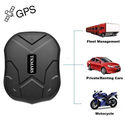 Changsha Hangang Technology Ltd Tkmars Gps Tracker Vehicle Devices Realtime Tracking Accurate Position Magnetic Waterproof Remote Monitor 90 Days Long Standby Gps Tracker Smart Saving Power