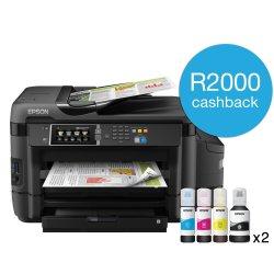 Epson - 4IN1 Colour Printer L1455