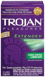 Condoms review extended pleasure trojan The 10