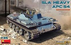 USA Miniart MA37055 1 35 Southern Lebanon Army Sla Heavy Tank APC-54 MIA37055 1:35 Miniart Sla Heavy APC-54 Interior Kit Model Building Kit
