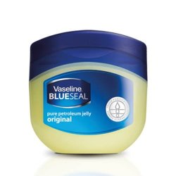 Vaseline 250ml Blue Seal Petroleum Jelly Original