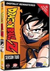 Dragon Ball Z: Complete Season 2 Import DVD