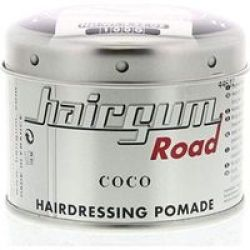 Hairgum Road Hairdressing Pomade - Coco 100G