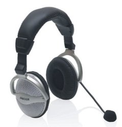 USB Mecer Headphone With Microphone